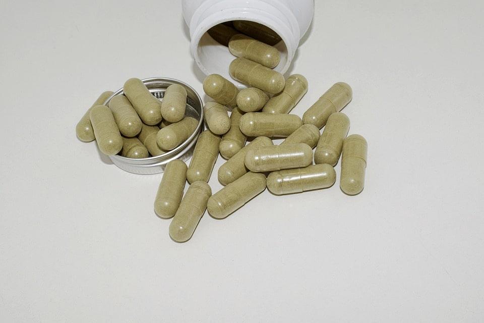 Spirulina tabletta formájában is van