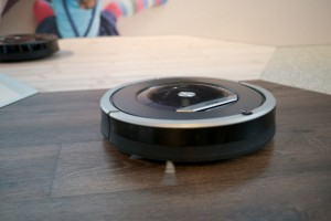 Az iRobot Scooba népszerű