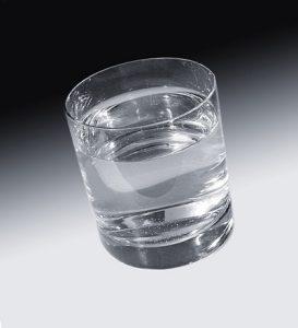 Tisztított víz